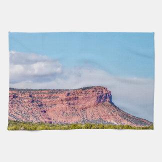 Canyonlands national park utah kitchen towel