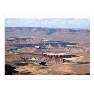 Canyonlands National Park, Utah, USA 8 Postcard