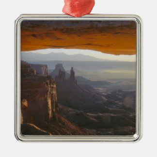 CANYONLANDS NATIONAL PARK, UTAH. USA. View Metal Ornament