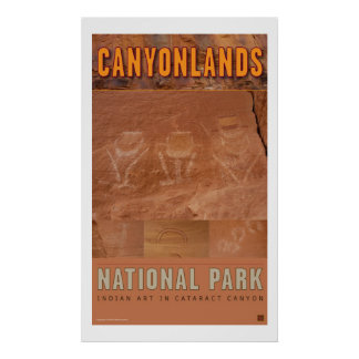 Canyonlands Nat'l Park Poster
