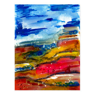 Canyonlands Postcard