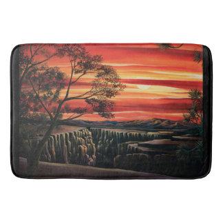 Canyonlands Sunset bath mat