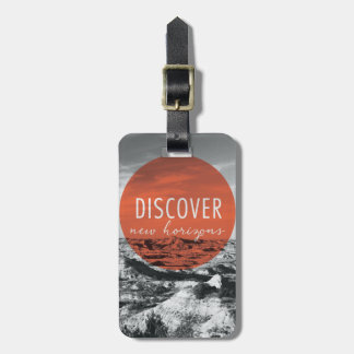 Canyons   Discover New Horizons Quote Bag Tag