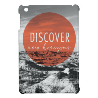 Canyons   Discover New Horizons Quote Case For The iPad Mini