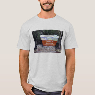 Canyons of the Ancients T-Shirt