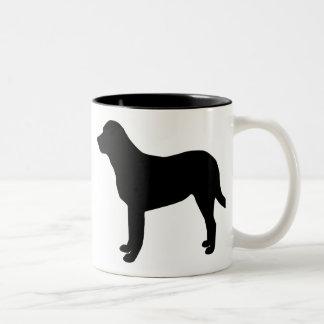 Cao de Castro Laboreiro Two-Tone Coffee Mug