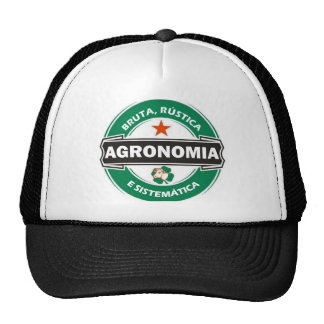 Cap Agronomy - Rude, rustic and systematic Trucker Hat