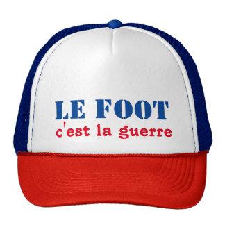 cap anti football trucker hat