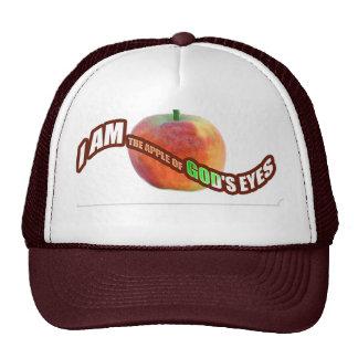 CAP-apple of God s eyes Mesh Hat