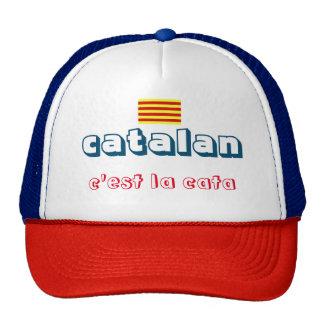 cap cata Catalan Trucker Hat