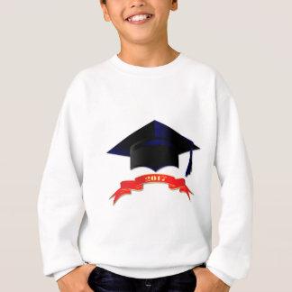 Cap Class Of 2017 Sweatshirt