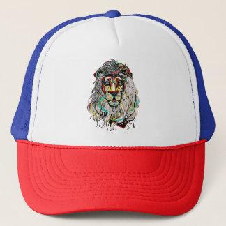 """Cap """"Colorful Lion """""""