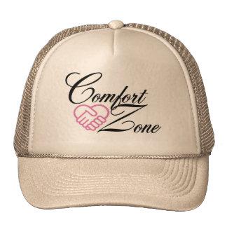 Cap -Comfort Zone Logo Trucker Hat