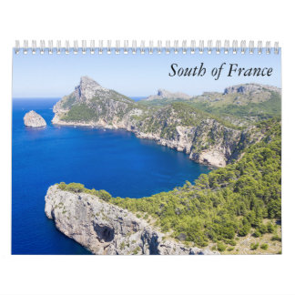Cap de Formentor, Mallorca, Spain Wall Calendars