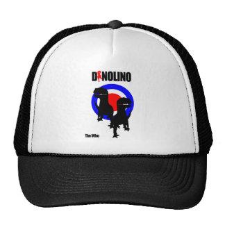 Cap Dinolino Underground Trucker Hat