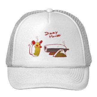 Cap Dizzy Mouse - Cannon Mouse. Hats
