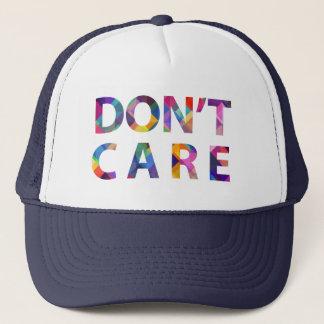 Cap - DON'T CARE