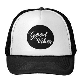 Cap Good Vibes Trucker Hat