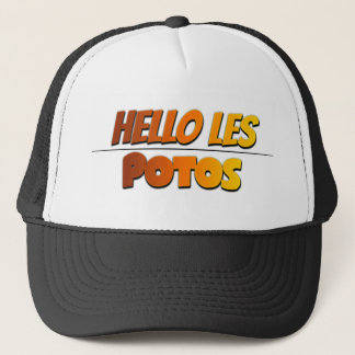 Cap Hello potos!