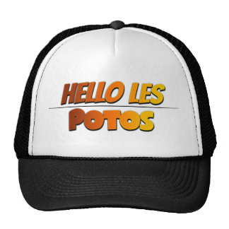 Cap Hello potos! Trucker Hat