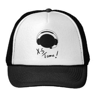 Cap Hour of the X-5 (X-5 Hat Team)