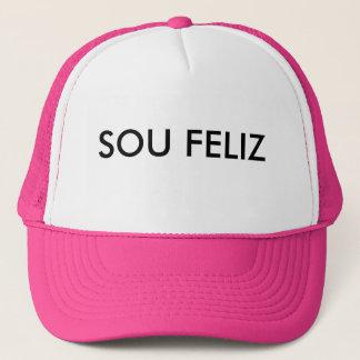 CAP I AM HAPPY -