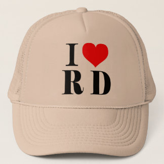 Cap I Love RD - Dominican Republic