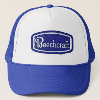 Cap Imported Trucker - Beechcraft