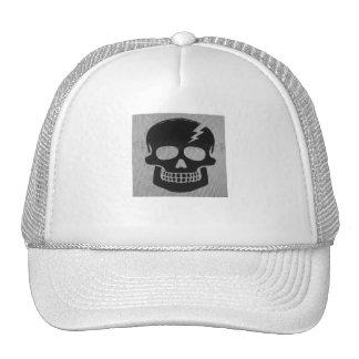 Cap Intensity Skull Trucker Hat