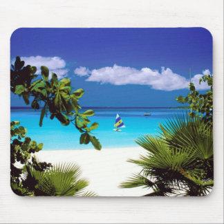 Cap.Juluca Maunday's Bay Anguilla - Mousepad