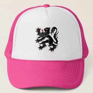 Cap lady Koninkrijk België Vlaams Flanders België