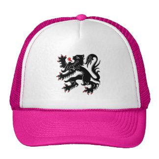 Cap lady Koninkrijk België Vlaams Flanders België Trucker Hat