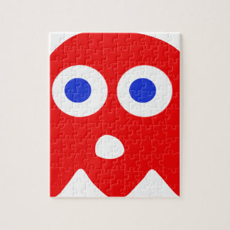CAP Man alone Jigsaw Puzzle
