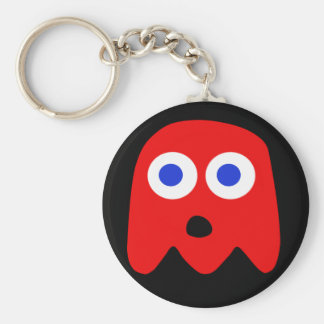 CAP Man alone Keychain
