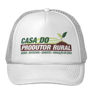 Cap Marries Of the Agricultural Producer Trucker Hat