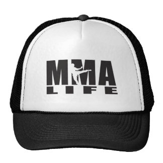 Cap MMA Lover Trucker Hat