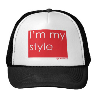Cap My Style AfterNext Trucker Hat