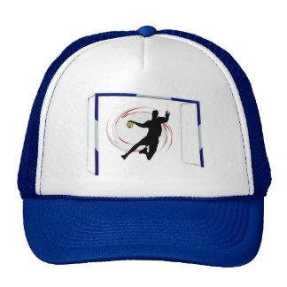 Cap of Handball Trucker Hat