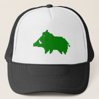 Cap of truck-driver - Wild boar of the Ardennes