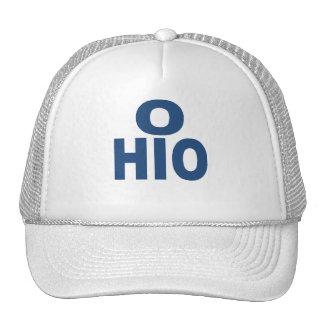 Cap OHIO 10 Trucker Hat