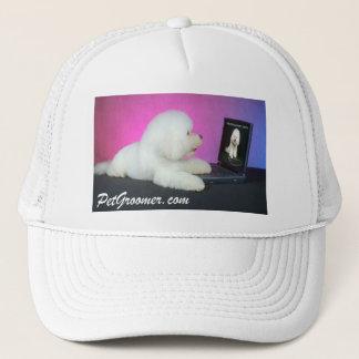 Cap - PetGroomer.com Logo