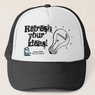 Cap - Refresh your ideas!