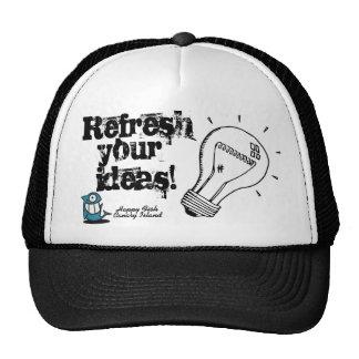 Cap - Refresh your ideas! Trucker Hat