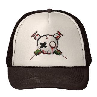 """Cap """"Skull """" Trucker Hat"""