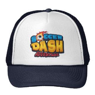 "Cap ""Soccer Dash "" Trucker Hat"
