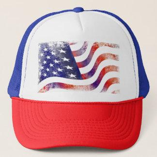 Cap the USA Trucker