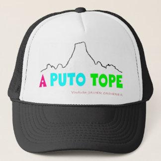 """Cap """"TO TOP """""""