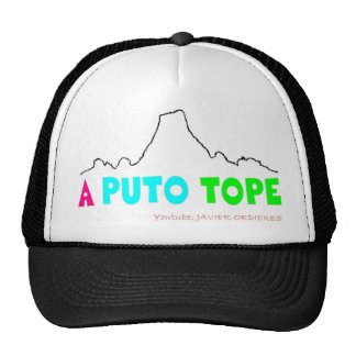 "Cap ""TO TOP "" Trucker Hat"