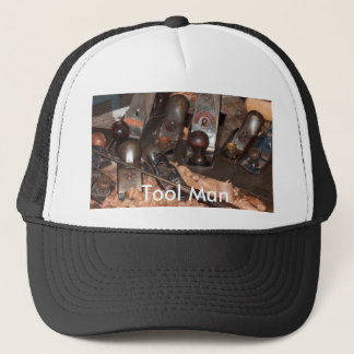 Cap/Tools Trucker Hat