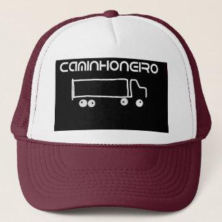 cap truck driver